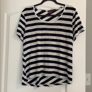 Vince Camuto stripped t-shirt